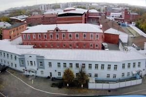 Фото ОД-1/СТ-2 Владимирский централ тюрьма; Владимир, ул. Б. Нижегородская, 67