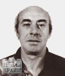 Какачия Шакро Рожденович (Шакро Старый)