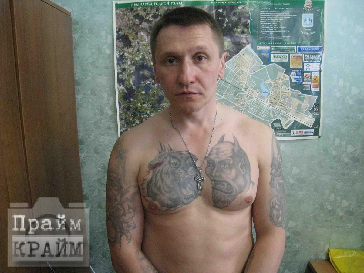 Фото татуировок воров в законе на зоне